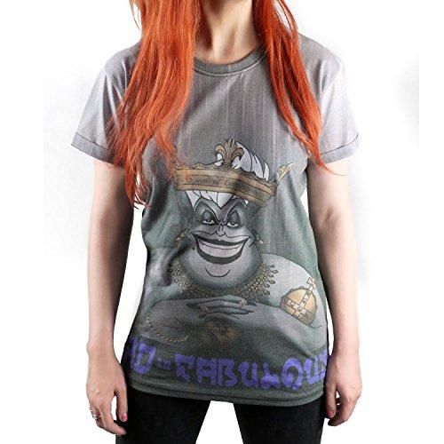 Cosmic Bad Is Fab Oversized T Shirt (Multi)