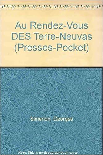 Book Au Rendez-Vous DES Terre-Neuvas (Presses-Pocket)