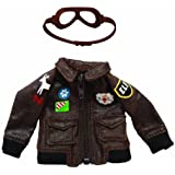 Claus Couture Collection Aviator Jacket and Goggles