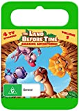 The Land Before Time Volume 1 Amazing Adventures | NON-USA Format | PAL | Region 4 Import - Australia