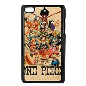 ONE PIECE iPod Touch 4 Case Black PQP
