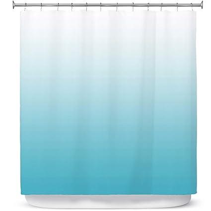 Amazon DiaNoche Designs SHO SusieKunzelmanOmbreSeaBlue Shower