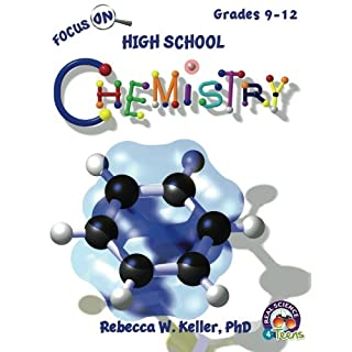 Focus On High School Chemistry Student Textbook (softcover)