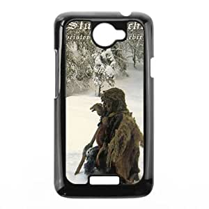HTC One X Cell Phone Case Covers Black Sturmpercht T4501474