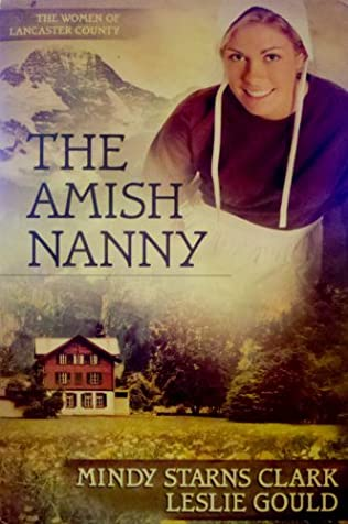book cover of The Amish Nanny