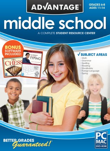 Encore 28240 Software Middle School Advantage