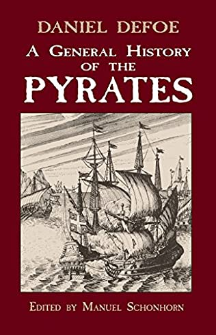 book cover of A General History of the Pyrates