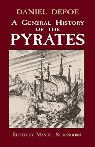 A General History of the Pyrates (Dover Maritime) (Captain Morgan Rum Best Price)
