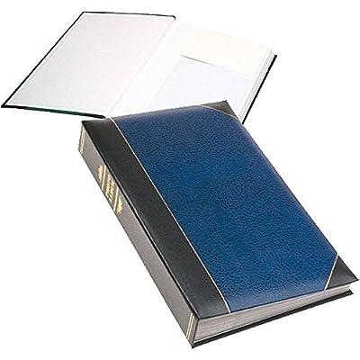 Navy-Blue LEDGER 4x6 300 Pocket L Memo Album by Pioneer -