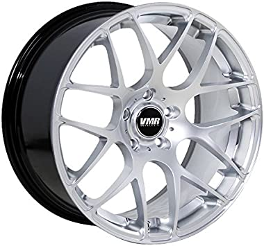19x9.5//5x120mm, 33mm offset VMR V13020 V710 Hyper Silver Wheel
