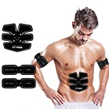 Abdominal Toning Belt,Waist Trimmer Belt,ABS Toner Body Muscle Trainer, Abs Fit Training, Unisex Fitness Training Gear, Home Fitness Training Gear Support For Men & Women