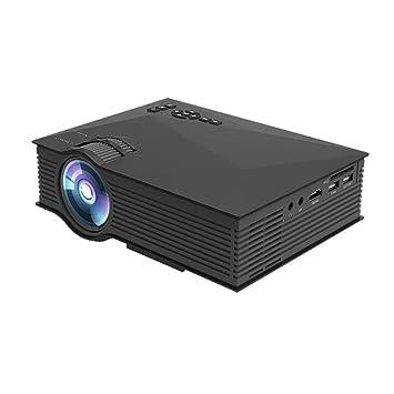Dean Mini proyector portátil, proyector portátil proyector ...