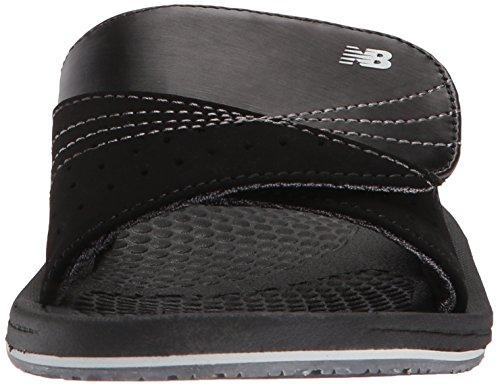 New Balance Womens PureAlign Slide Sandal Black Z6yCXWi