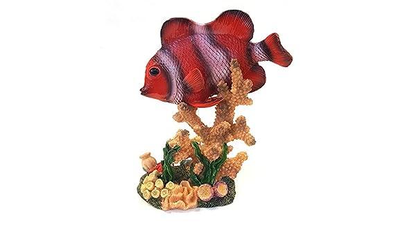 Adorno de Acuario de Coral y peces marinos - todos estanque ...