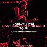 Más+Corazón Profundo Tour: En Vivo Desde La Bahía De Santa Marta