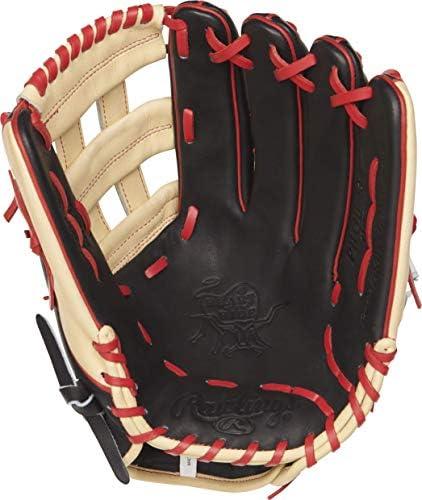 "main droite Throw Rawlings Heart of the Hide Hyper Shell 12.75/"" gant de base-ball"