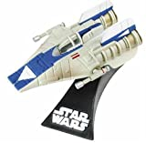 : Titanium Series Star Wars 3 Inch Vehicles A-Wing Star Fighter Episode 6