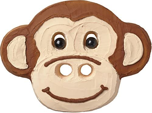 Wilton 2105-0053 Monkey-Shaped Cake Pan