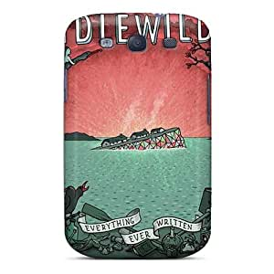 Scratch Protection Hard Phone Cover For Samsung Galaxy S3 (gDo11603WcdJ) Customized Trendy Breaking Benjamin Pictures