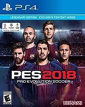 Pro Evolution Soccer 2018: Legendary Edition - Playstation 4
