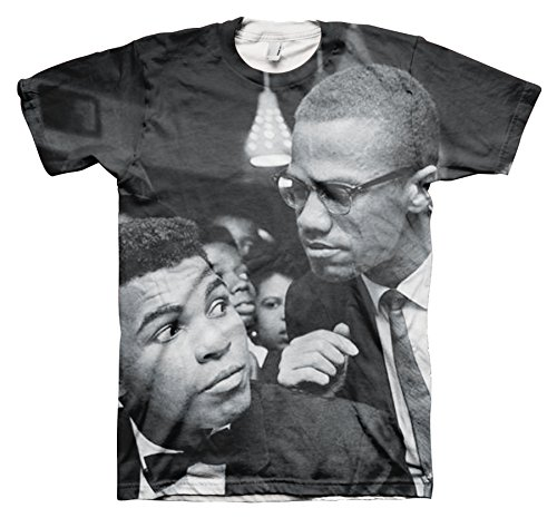 A Legacy Remembered Malcolm X and Muhamad Ali Youth Sized T-Shirt