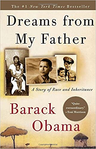 best biography books : Dreams from My Father
