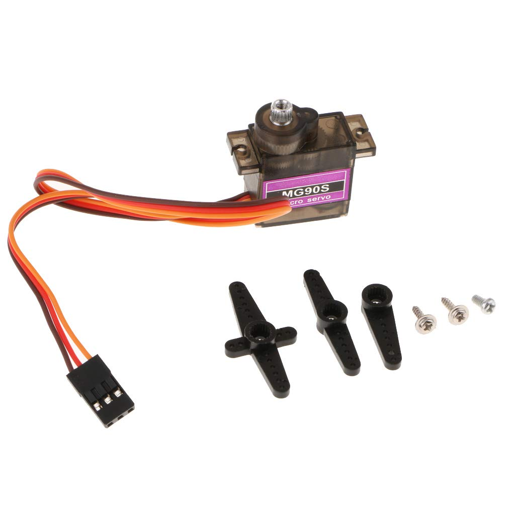 Homyl New Micro Servo Motor 9G RC Robot for Helicopter Airplane Boat Car AutoV