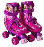 Best Toys & Child Outdoor Roller Skates - PlayWheels Disney Princess Kids Classic Quad Roller Skates Review