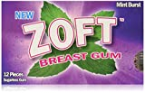 Zoft Breast Bust Enlargement Enhancement Gum - 5 Packs