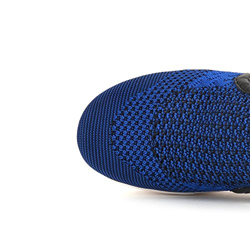 Ash Zapatos Jeday Saphir et Noir Zapatillas Azul Mujer Saphir/Negro