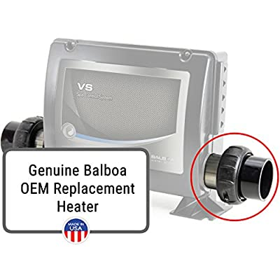Balboa M7 Hot Tub Spa Heater Assembly OEM w/Sensors 4.0kW @ 240V / 1.0kW @ 120V