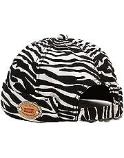 JFAN Men Hats Docker Cap Brimless Hats Beanie Rolled Cuff Sailor Cap Fisherman Docker Leon Worker Hat Retro Harbour Hat