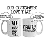 My Appenzeller Sennenhunde Doesn't Like You And He Likes Everyone Mug Funny Pet Owner Gift Sarcastic Mom Dad Coffee Tea Cup Large 15 oz 12