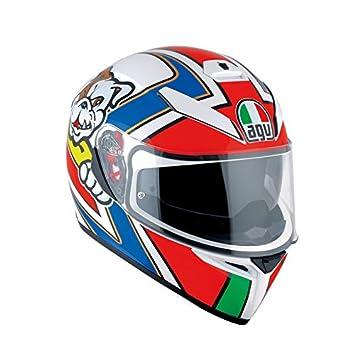AGV k3-sv DVS Full Face casco de moto motocicleta tapa – Marini