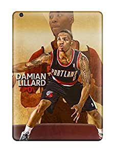 case for mobiephone's Shop New Style portland trail blazers nba basketball (13) NBA Sports & Colleges colorful iPad Air cases 4055165K273587516