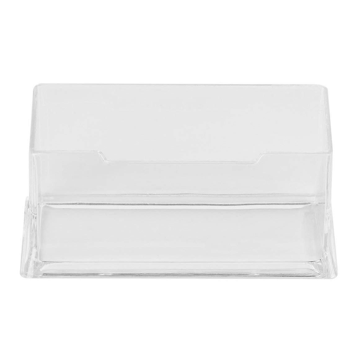 world famous sale online Clear PMMA Business Card Holder Display ...