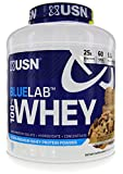 USN Supplements Bluelab 100 Percent Whey, Peanut Butter Chocolate Chip, 4.5 Pound Review