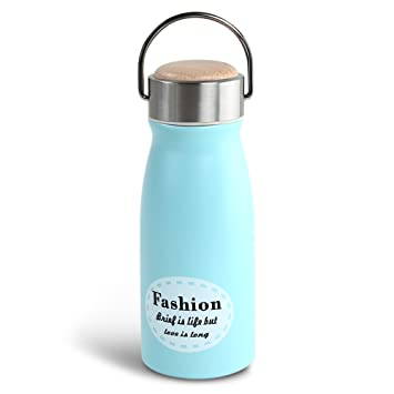 GRSB Botella,Termo 300Ml De Acero Inoxidable Thermos 3 ...