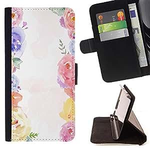 Jordan Colourful Shop - FOR Samsung Galaxy Core Prime - affection and love - Leather Case Absorci¨®n cubierta de la caja de alto impacto