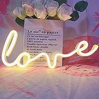 QiaoFei Love Neon Light Sign