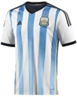 ARGENTINA HOME AUTHENTIC SOCCER JERSEY WORLD CUP 2014
