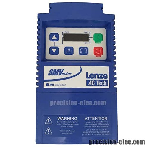 3.00 HP Lenze SMVector Variable Frequency Drive with Water Drip Rating - ESV222N04TXB by Lenze / AC Tech (Image #2)