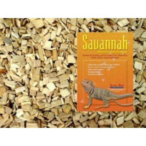 Euro Rep Savannah Reptile Substrate Fine 10Ltr by Euro Rep