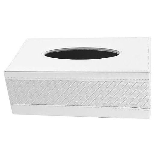Llxxx Caja de pañuelos-Toalla de Papel Rectangular, Duradera, Caja ...
