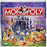 The Disney Editiion Monopoly Board Game 2001
