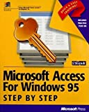 Microsoft Access for Windows 95 Step by Step by Catapult Inc. (1995-12-01)