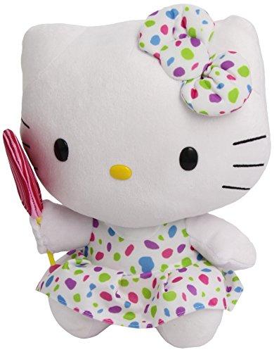 Ty Beanie Buddies Hello Kitty Lollipop Medium Plush