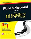 img - for Piano and Keyboard All-in-One For Dummies book / textbook / text book