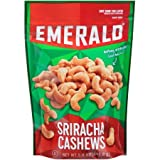 Emerald Sriracha Cashews 5 oz ( 2 Pack)