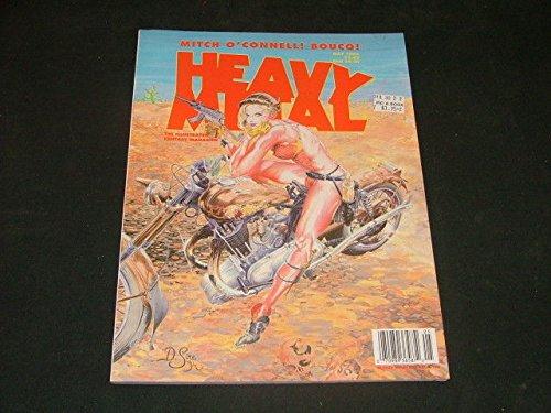 Heavy Metal May 1994 The Rebel, Caveman,Boy Racer, -